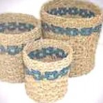 seagrass basket, hyacinth seagrass furniture, chinese made seagrass furniture