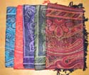 Forest theme assorted color pashmina or scarf