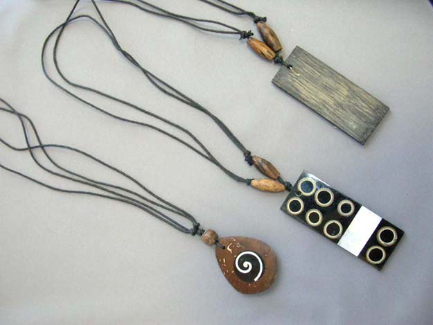 Painted Wood Beads Wholesale